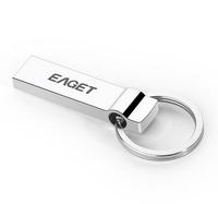EAGET U90 USB 3.0 16GB Metal Flash Drive Media Storage Stick Waterproof Key Ring