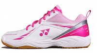 fast delivery new arrived 1 pair yonex badminton shoes professional sneaker SHB-61C yy badminton shoes pink woman shoes