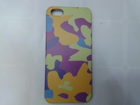 New Style Camouflage Supreme Hard Back Case for iPhone 5  350PCS/lot