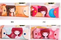 South Korea Echi waterproof cute girl pen bag