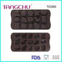 chocolate baking utensils ice lattice mold