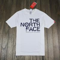 Fashion brief fashion male 100% o-neck cotton personalized multicolour letter print white comfortable basic short-sleeve T-shirt