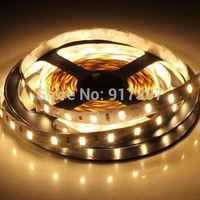 5630 12V Warm White 5M 60Leds/M Flexible SMD LED Strip Lights High Brightness