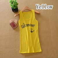 summer dress 2014 tank top fashion casual women tops brand tank top clothing free shipping promotion