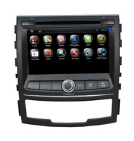 KD7067 Car DVD Navigation  for SsangYong  Korando,pure Android 4.2 ,7 inch screen,Dual core 1G/8G