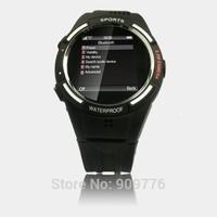 "Best TW320 sport watches smart Waterproof Unlocked GSM Bluetooth 1.54"" Touch Screen Camera MP3 Wrist Watch Phone free shipping"