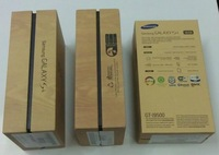 For Samsung Galaxy S4 packaging box original empty package box for Galaxy S4 i9500 Without accessories