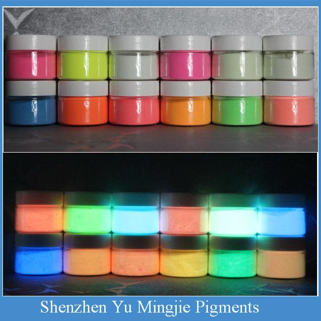 Luminous Powder/ Glow in the Dark Pigment/Strontium aluminate(China (Mainland))