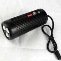 New Black Angle adjustab 3300mW 940nm 10-80M Invisible Focus Infrared Lamp Array 10-70 degree Waterproof  for Focus Camera