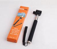 Tripod Accessories Aluminium Handheld Monopod Go Pro Tripods Mount Adapter For Gopro Hero Camera HD