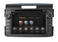 Car DVD GPS Navigation System for Honda CRV 2012