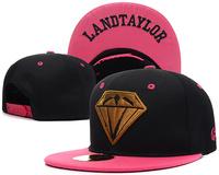 Free shipping!2014  HOT Sale styles DIAMOND SUPPLY CO- SNAPBACKS Caps hip hop fashion cap brand mens women hats baseball caps
