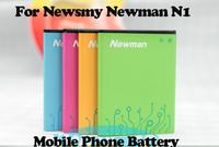 1700MAh 3.7V  Mobile Phone Battery For Newsmy Newman N1 BL-98 Phone Battery phone batteries super long life