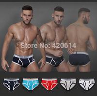 2014 Boxer shorts, Brand Sexy Underwear Men, Printed Men's Boxer, 12pcs/lot  men's sexy knickers,Pop Popular fashion underwear