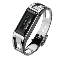 Hot Sell BW10 High Quality Smart Watch Bluetooth Bracelet OLED Display Screen Stainless Steel Watch Band Free Shipping