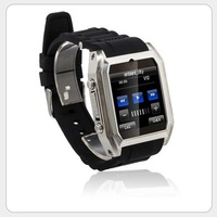 """Free Shipping TW206 smart Cell Phone Call Watch  1.54"""" Screen 1.3MP Camera TF bluetooth wristwatches Support 3G Sim Card"""