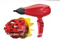 V1 Wholesale Free Shipping Pro Volare V1 Ferarri 2200w Nano Titanium Turbo Salon Hair Dryer Red Only 110V Stock