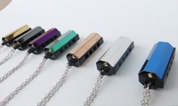 New arrival souvenir 4 8 mini necklace keychain small harmonica large
