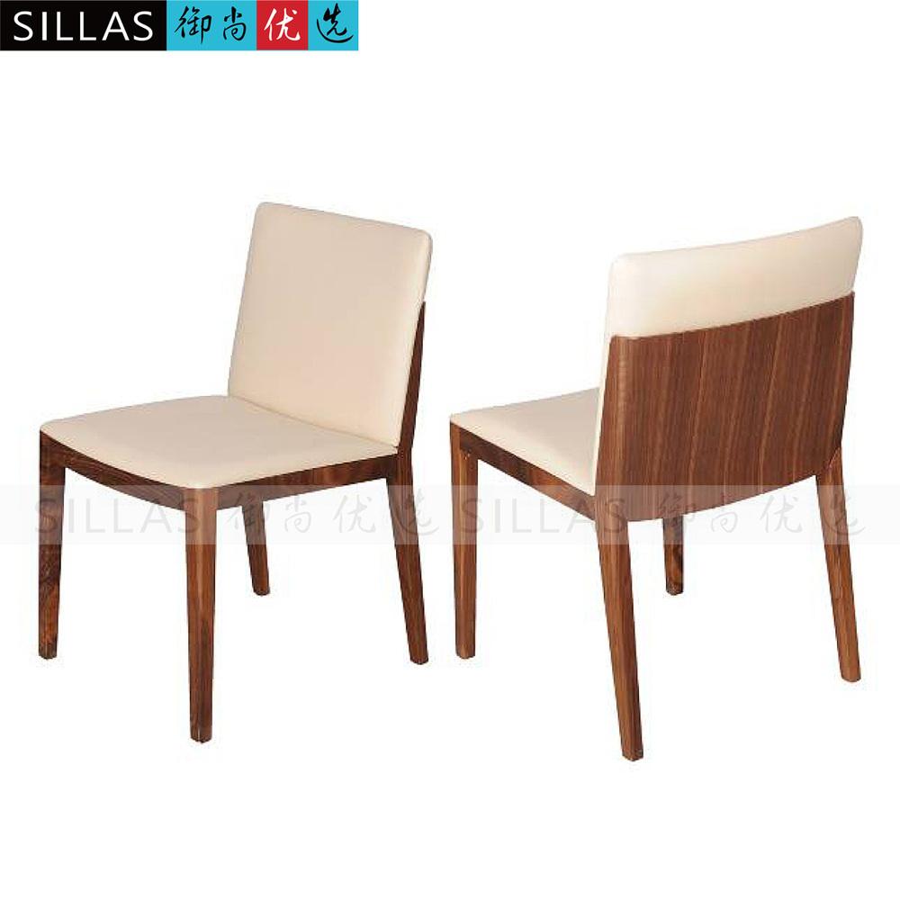 Online kopen wholesale stoel wit leer uit china stoel wit leer groothandel - Hedendaagse stoelen eetkamer ...