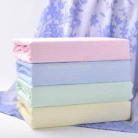 Free Shipping 100% Bamboo Fiber 180*200cm Bath Sheet Blanket Bed Sheet Home Textile