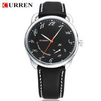 New Arrival CURREN 8147 High Quality Fashion Watch Fashion&Casual Men Wristwatch 1piece/lot BW-SB-863