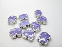 Wholesale 20pcs/lot Floating Charms for Memory Lockets Hippo