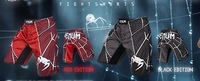 "VENUM ""SPIDER 2.0"" FIGHTSHORTS - RED - BLACK MMA shorts"