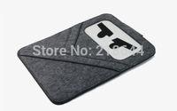 Pop Fashion   Woolen Felt Laptop Sleeve  Envelope Bag  For Macbook Pro air 11.6/13.3 pro retina 13.3/15.6