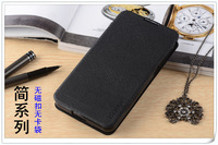 2014 new arrival case for philips w6610  leather case w6610  protective case free shipping