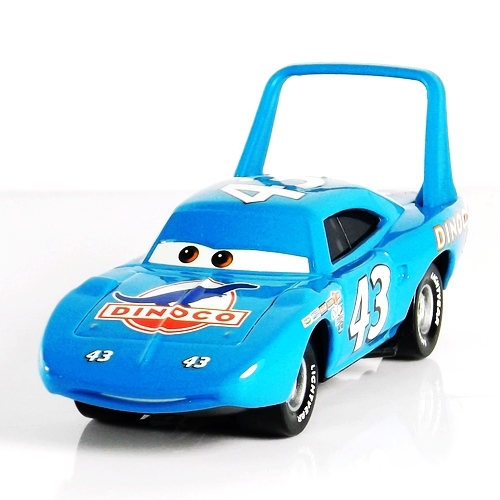 """""""The King"""" Strip Weathers of Pixar Cars 2, Mini Alloy Toy Car,1:55 Scale, Diecast Metal Model Toys For Children Gifts(China (Mainland))"""