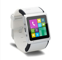 Bluetooth smart phone wrist watch with camera music player 3G enabled smartwatch for iPhone and Android