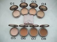 Free Shipping HKPOST 1PCS/LOT 2014 New Makeup double POWDER PLUS FOUNDATION STUDIO FIX 30g 4 different color +M LOGO
