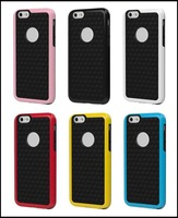 High quality 3D TPU+PC Hybrid combo hard case For iPhone 6 Air  6G/ 4.7 inch 300pcs/lot DHL free shipping @2