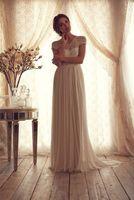 Hot sale White/ivory  Short sleeves wedding dress Bridal gown Custom Size
