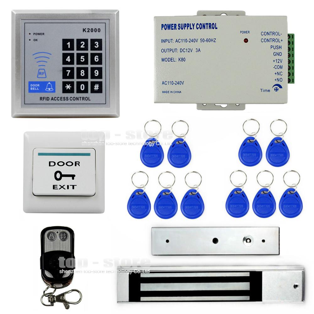 Система контроля доступа N/A Diy 125 Rfid /+ 280 K2000 система контроля доступа n a diy rfid k2000