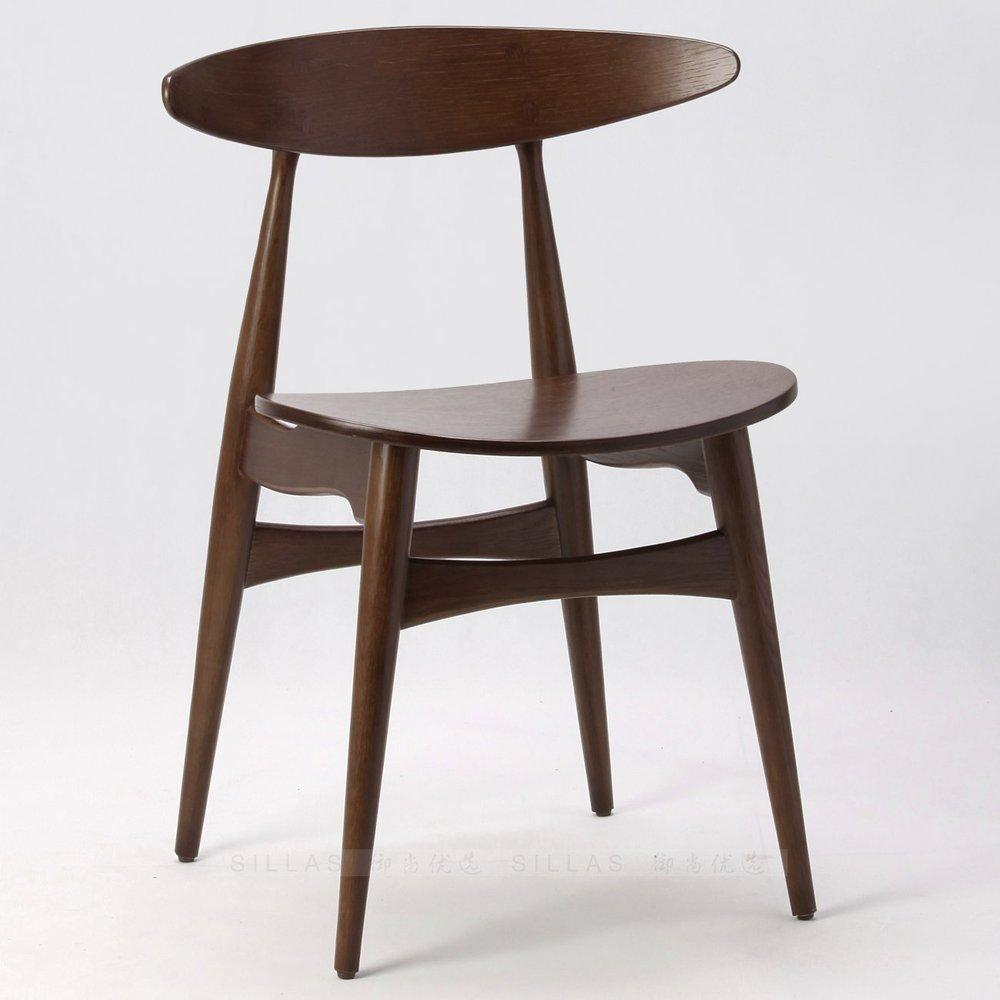 Online kopen wholesale scandinavische meubels uit china scandinavische meubels groothandel - Houten stoel eetkamer ...