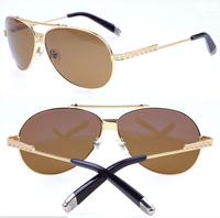 New fashion  polarized uv protection glasses lens skul driver lensl sunglasse wholesale