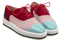 Women shoes brand casual 2014 autumn hot cakes casual canvas espadrilles comfort harajuku  fashion breathable platform shoes