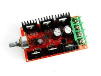 New 1piece DC Motor Speed Control PWM HHO RC Controller 10-50V 40A 2000W MAX Free Shipping