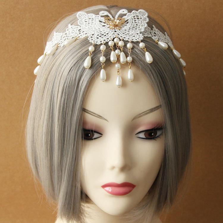 Hairpins Wedding Hair Accessories Wedding Tiara Fashion Jewelry S105 Buy Two 30% Off(China (Mainland))