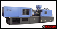 MT Mixed Doubles Color Servo Power-Save Injection Molding Machine