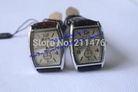 Min.order $10 waterproof Fashion luxury elegant wristwatch top brand genuine leather quartz watch for women men CDWT001001