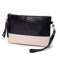 2014 New arrival Crocodile Genuine women handbag Alligator Print Chain women messenger bags women handbags