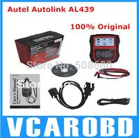 100% Original Autel AutoLink AL 439 OBDII & CAN Code Reader Scanner Update Online Autel AL439