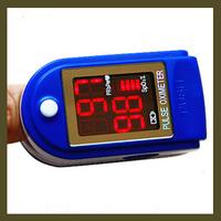 CONTEC finger oximeter CMS-50DL Blood Oxygen Saturation Monitor, Oximetro de dedo de pulso