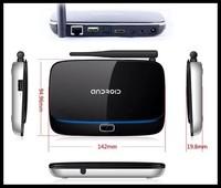 2014 Real Promotion Dhl Bluetooth Cs918(mk888/k-r42) Quad Core Rk3188 Smart Tv Box 2gb/8gb Google Android 4.2 Mini Pc Rj45 Xbmc