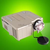 Cheapest HDMI Mini Projector LED Lamp Portable Proyector VGA/AV/USB/SD 320x240 Built-in Speaker Video Projector #3 SV005782