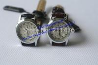 Min.order $10 waterproof Fashion luxury elegant wristwatch top brand genuine leather quartz watch for women/kids CDWT001002