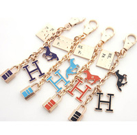 Classic Brand , Fashion, High-grade Horse Key chain , Bag Charm and Auto Accessories .  Free Shipping