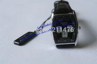 Min.order $10 waterproof Fashion luxury square elegant wristwatch top brand genuine leather quartz watch for wome/men CDWT001004